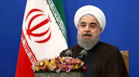 Iran's President Hassan Rouhani names two female Vice Presidents