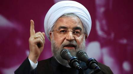 Iranian President Hassan Rouhani raps new US nuclear plan as threat to Russia