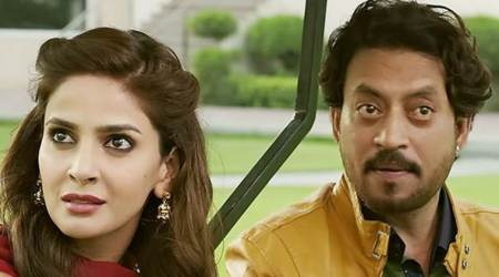 hindi medium, hindi medium box office collection, irrfan khan, saba qamar
