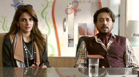 irrfan khan, saba qamar, hindi medium, hindi medium stills, hindi medium pics, irrfan khan pics, saba qamar pics