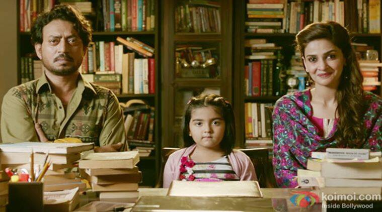 Hindi medium box office collection day 1 irrfan khan s - Bollywood movie box office collection ...