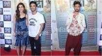 Hindi Medium success party: Raabta actors Sushant Singh Rajput, Kriti Sanon steal limelight from Irrfan Khan and others