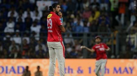 Ishant Sharma, Kings XI Punjab, Ishant Kings XI, IPL 2017, IPL ishant sharma, ishant sharma ipl, Rising Pune Supergiant, Champions Trophy, Indian Premir League 2017, sports news, cricket news, indian express