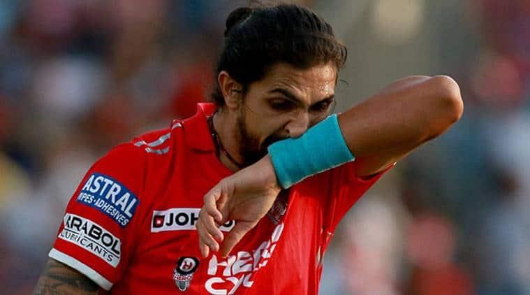 Ishant Sharma, Kings XI Punjab, Ishant Kings XI, IPL 2017, IPL ishant sharma, ishant sharma ipl, Rising Pune Supergiant, Champions Trophy, Indian Premir League 2017, sports news, cricket news, indian express