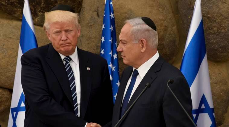 US President Donald Trump, Israel-Palestinian peace, Benjamin Netanyahu, Iran and a Nuclear Bomb, Iran and USA, Iran US relations, Iran Israel relations, Iran news, latest news, International news, World news, Latest news