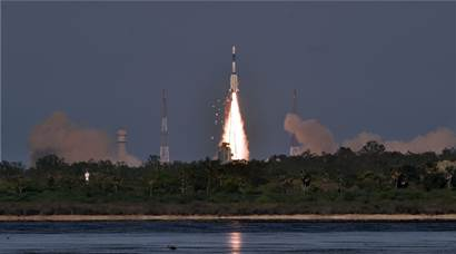 ISRO scripts another success story with GSAT-9 launch
