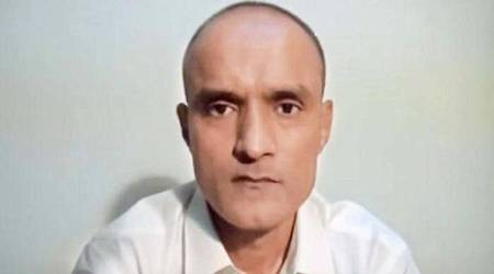 Kulbhushan Jadhav, Kulbhushan Jadhav hearing, jadhav hearing, ICJ, International court of justice, jadhav death sentence, hague, india, pakistan, indian express news, india news