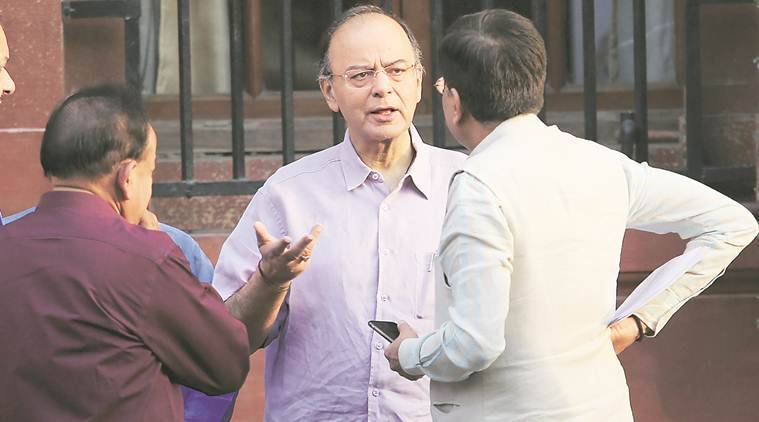 Arun Jaitley, jaitley, Defence ministry, Piyush Goyal, Military, Indian army, Cabinet Committee on Security, CCS, Cabinet meeting, India news, indian express news