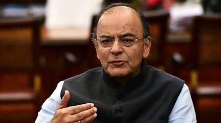 Arun Jaitley reviews operational readiness of Western Naval Command