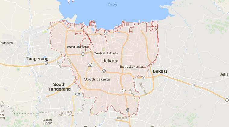 Indonesia explosion arrests, Indonesia blasts, Jakarta attack, islamic state, Indonesia attacks, terror attacks, world news, Indian express, latest news
