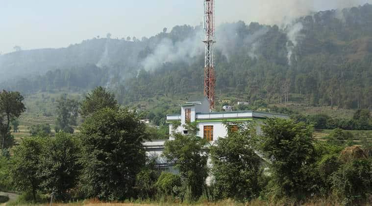 ceasefire violation, pakistan ceasefire violation, kashmir, kashmir firing