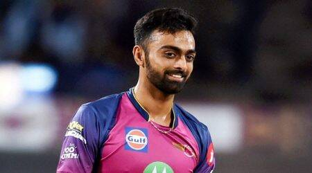 RPS vs SRH: Jaydev Unadkat has a 12-year-old to thank for hat-trick against Sunrisers Hyderabad