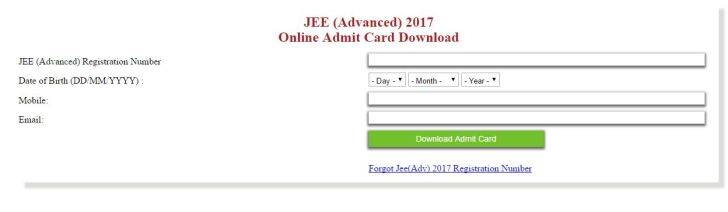 JEE Advanced 2017, jeeadv.ac.in, JEE Advanced 2017 admit card, jee admit card, jee advanced 2017 admit card, admit card of jee, joint entrance exam, jee 2017 advanced, iit madras, iit admission, jee 2017, education news, indian express