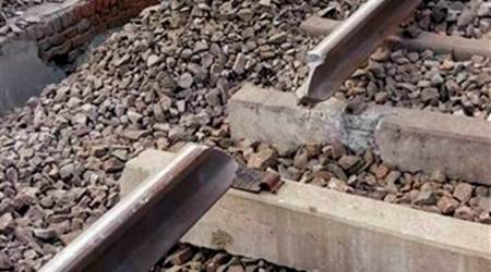Crack on track: Major rail accident averted in Jharkhand