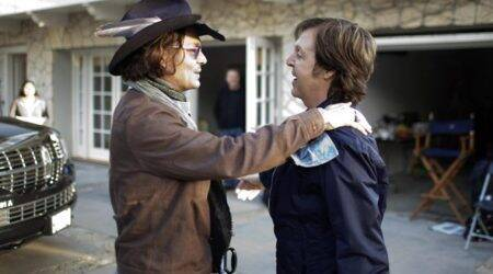 Paul McCartney is great actor says Pirates of the Carribean actor JohnnyDepp