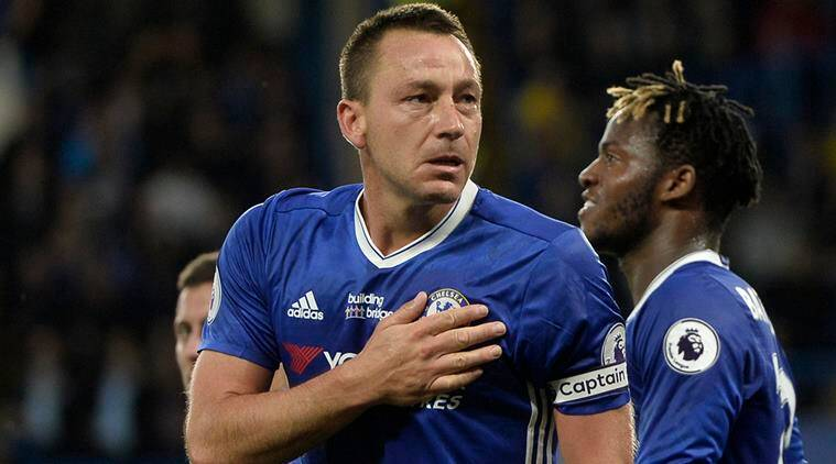 john terry, chelsea, chelsea john terry, chelsea terry, chelsea vs watford, premier league, football news, sports news, indian express