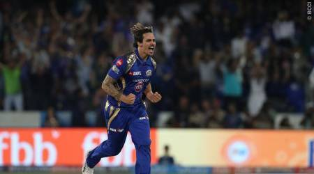 Mitchell Johnson, Mumbai Indians vs Rising Pune Supergiant, IPL final 2017, Indian Premier League 2017, IPL 2017, Mumbai Indians, Rising Pune Supergiant, MI vs RPS, Jasprit Bumrah, Ajinkya Rahane, Steve Smith, Indian Premier League, sports news, cricket news, indian express