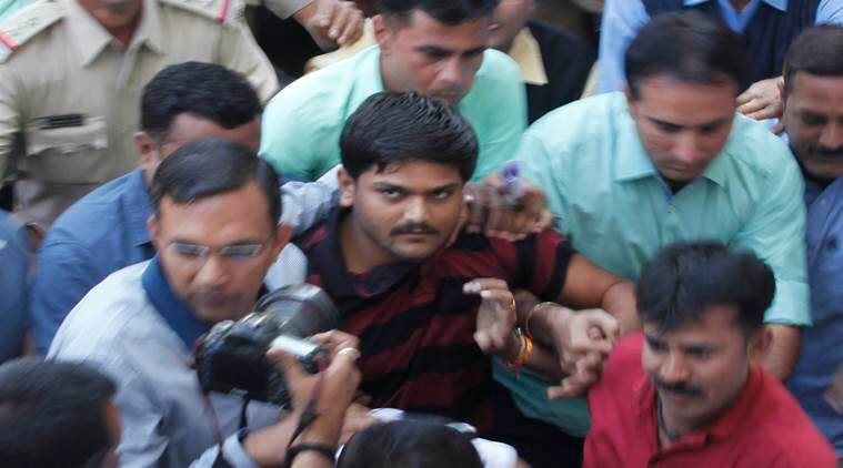 Patidar agitation, hardik patel, gujarat new, Patidar quota agitation leader, PAAS, Indian express news, India news, latest news