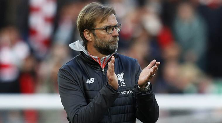 Jurgen Klopp, Jurgen Klopp football, Jurgen Klopp Liverpool, football news, sports news, indian express