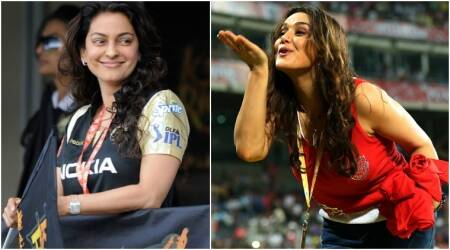 IPL 2017: Team owners Juhi Chawla and Preity Zinta are set to clash in the commentarybox
