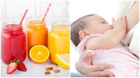 health, kids health, new born baby health, baby milk, breast feeding, baby juice, side effects of juice, unhealthy juice to babies, latest research, indian express, indian express news