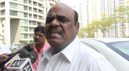 C S Karnan petitions Ram Nath Kovind, seeks remission of jail term