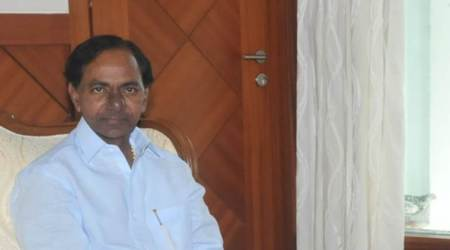 Chief Minister K Chandrasekhar Rao. (File)