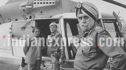 PHOTOS | A look at the life of former Punjab DGP KPS Gill