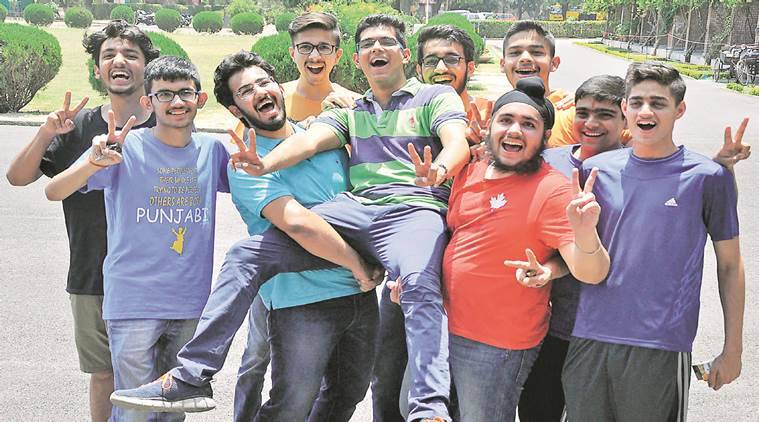 cbse, cbse toppers, cbse topper Success mantra, cbse 12th results, cbse results 2017, cbse xii results 2017, Success mantra CBSE, Success mantra for CBSE XII, Social media, chandigarh students, disconnect, Indian express news, education news, India news, Latest news