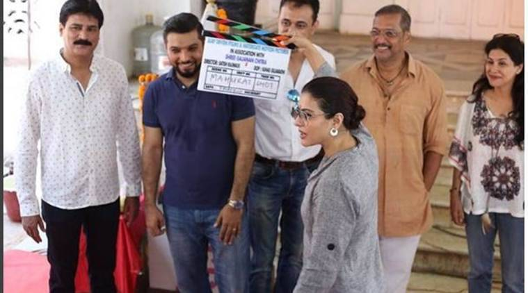 Shooting of Ajay Devgn's Marathi production starring Nana Patekar begins