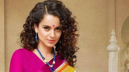 Simran actor Kangana Ranaut: At the age of writing love letters, I started struggling