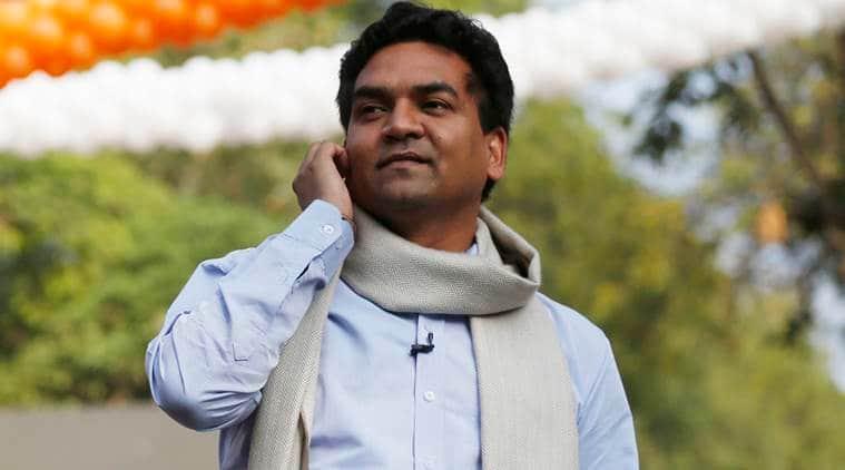AAP, Kapil Mishra, Arvind Kejriwal, Tanker scam, delhi news