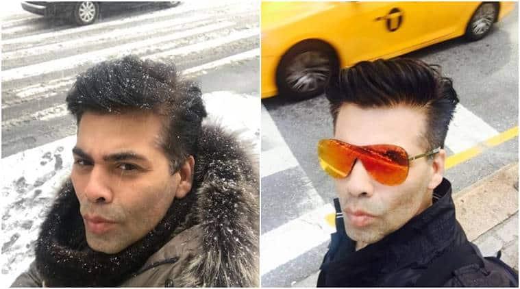 karan johar, karan johar birthday, Karan Johar New York