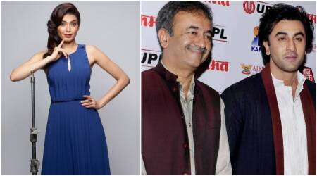 Karishma Tanna: Ranbir Kapoor, Rajkumar Hirani used to pull my leg with a poker face on sets of Sanjay Dutt biopic