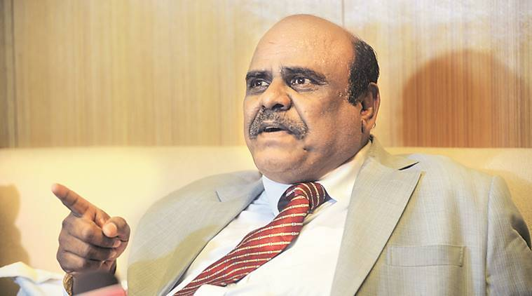 CS karnan, justice karnan, justice cs karnan, calcutta high court judge karnan, karnan jailed, karnan to be jailed, india news, indian express