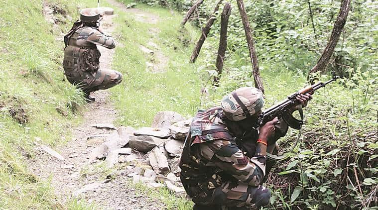 Sabzar Bhat, Hizbul commander killed, kashmir militant killed, hizbul militant, Jammu and Kashmir, India news, indian express news