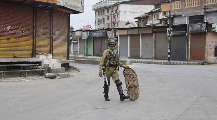 kashmir unrest, kashmir terrorism, hizbul mujahideen, kashmir terrorist organisation, DGP S P Vaid, kashmir ceasefire, indian express news, india news