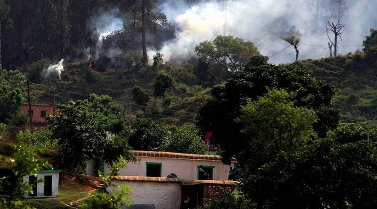 Pakitan School shelling, Shelling across LOC news, Schools closed along LOC, India news, National news, latest news, India news, National news