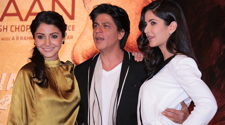 Shah Rukh Khan, srk film, Katrina Kaif, Anushka Sharma, Anand L. Rai, Anand L. Rai film, Anand L. Rai film title, Katrina Meri Jaan, Katrina Meri Jaan film, entertainment news, indian express, indian express news
