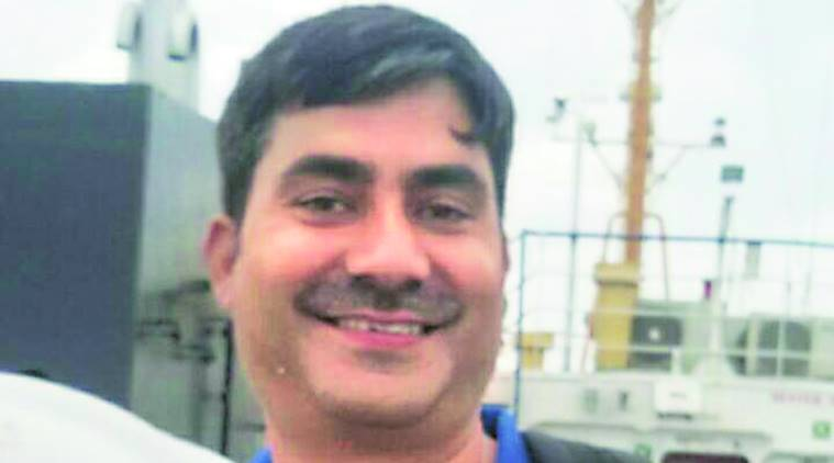 Delhi, Delhi news, CR Park, CR park inspector, Delhi Policeman kills self, CR park policeman kills self, delhi police suicide, kaushal ganguly, Indian Express, India news