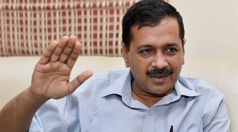 Arvind Kejriwal, Arvind Kejriwal surprise inspection, Sanjay Gandhi Hospital, Delhi news, Delhi chief minister, indian express news, latest news
