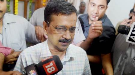 EC backed out of 'hackathon', it's sad: Arvind Kejriwal