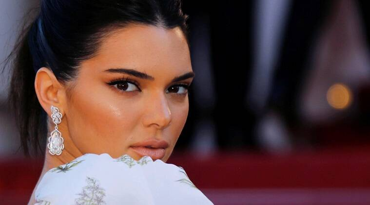 Kourtney Kardashian and Kendall Jenner Jet Out of Cannes With Their Boyfriends