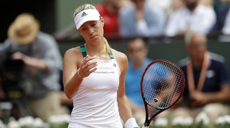 Angelique Kerber first top seed to lose French Open opener