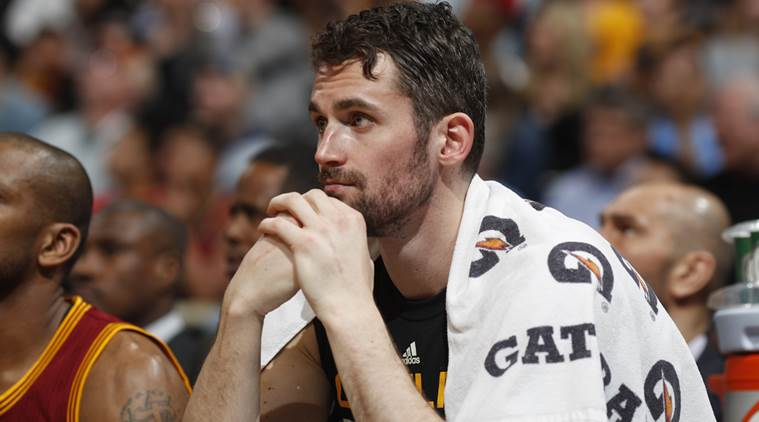 Kevin Love, Kevin Love news, Kevin Love updates, Kevin Love matches, Kevin Love points, Cleveland, Cleveland matches, sports news, sports, basketball news, Basketball, Indian Express