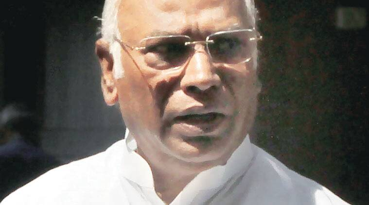 Mallikarjun Kharge, Kharge, Congress, leader of opposition, indian express