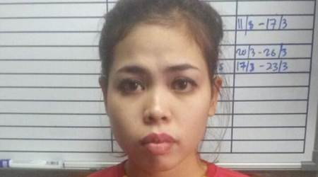 Kim Jong Nam murder suspect asks her parents to pray for her