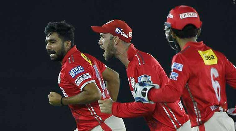 Saha, Guptill star in Punjab win over Mumbai