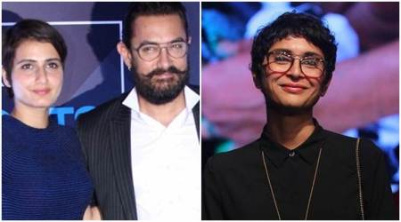 As rumours about Aamir Khan, Fatima Sana Shaikh continue, Kiran Rao has this to say