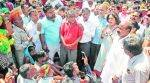 MP Kirron Kher questions company handling sanitation work incity